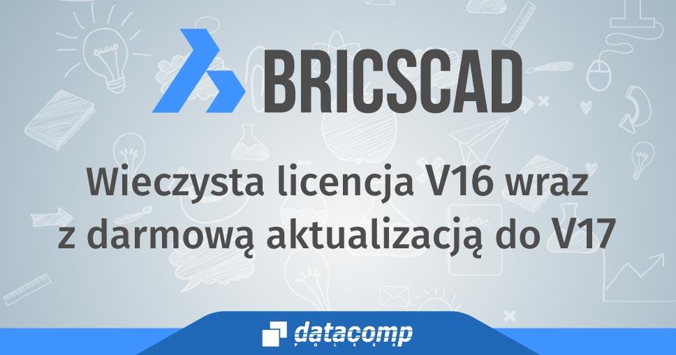 BricsCAD V17 wkrótce dostępny!